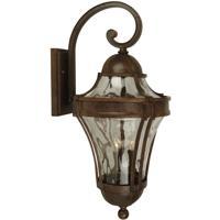 Craftmade Z4214-AG Parish 2 Light 21 inch Aged Bronze Textured Outdoor Wall Lantern Medium