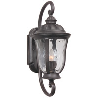 Craftmade Z6000-OBO Frances 1 Light 19 inch Oiled Bronze Outdoor Wall Lantern, Small