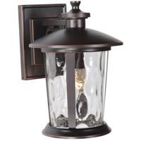 Craftmade Z7114-OBG Summerhays 1 Light 14 inch Oiled Bronze Gilded Outdoor Wall Lantern Medium
