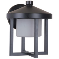 Craftmade Z9214-MN-LED Alta LED 9 inch Midnight Outdoor Wall Lantern Medium