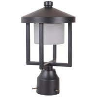 Craftmade Z9215-11-LED Alta LED 13 inch Midnight Outdoor Post Mount