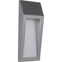 Craftmade Z9312-BAO-LED Wedge LED 15 inch Brushed Aluminum Outdoor Wall Mount Medium
