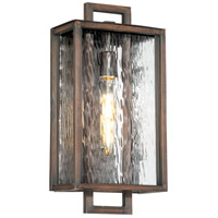 Craftmade Z9814-ABZ Cubic 1 Light 17 inch Aged Bronze Brushed Outdoor Wall Lantern, Medium alternative photo thumbnail