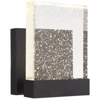 Craftmade ZA1210-TB-LED Aria II LED 8 inch Textured Matte Black Outdoor Wall Lantern Medium