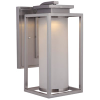 Craftmade ZA1304-SS-LED Vailridge LED 12 inch Stainless Steel Outdoor Wall Lantern, Small alternative photo thumbnail