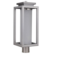 Craftmade ZA1325-SS-LED Vailridge LED 20 inch Stainless Steel Outdoor Post Light Large