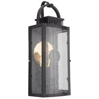 Craftmade ZA1502-MN-LED Hearth LED 16 inch Midnight Outdoor Pocket Lantern, Small