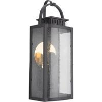 Craftmade ZA1512-MN-LED Hearth LED 20 inch Midnight Outdoor Pocket Lantern Medium