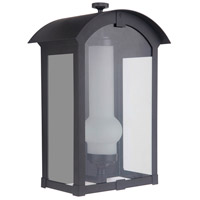 Craftmade ZA1712-MN-LED Montcrest LED 15 inch Midnight Outdoor Wall Mount Medium