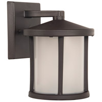 Bronze Composite Lanterns Outdoor Wall Lights