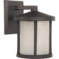 Craftmade ZA2214-BZ Composite Lanterns 1 Light 12 inch Bronze Outdoor Wall Lantern