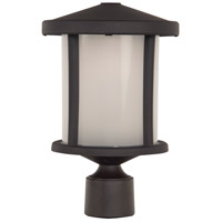 Craftmade ZA2215-BZ Resilience Lanterns 1 Light 14 inch Bronze Outdoor Post Mount