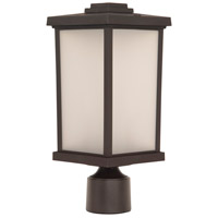 Craftmade ZA2415-BZ Resilience Lanterns 1 Light 15 inch Bronze Outdoor Post Mount