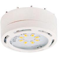 Canarm 3580LED-PLW-C Signature 120V LED 3 inch White Undercabinet Puck Lighting