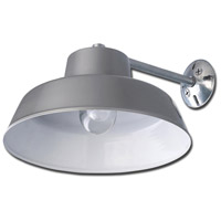 Canarm BL14CWS-O Signature 1 Light 8 inch Aluminum Outdoor Wall Barn Light