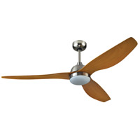 Canarm CF52DUK3BN Duke 52 inch Brushed Nickel Indoor Ceiling Fan