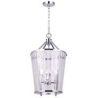 Canarm ICH646B04CH13 Soper 4 Light 13 inch Chrome Chandelier Ceiling Light photo thumbnail