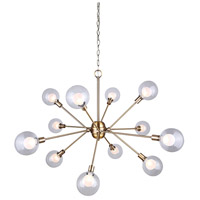 Estella 12 Light 44 inch Gold Chandelier Ceiling Light