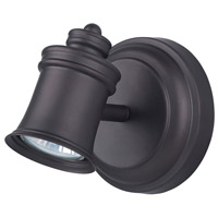 Taylor 1 Light Oil Rubbed Bronze Track Light Ceiling Light