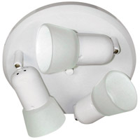 Canarm ICW5311 Omni 3 Light White Track Light Ceiling Light