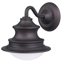 Canarm IOL122ORB Wharf 1 Light 2 inch Oil Rubbed Bronze Outdoor Downlight