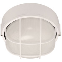 Canarm IOL1711 Signature 1 Light 5 inch White Outdoor Marine Light