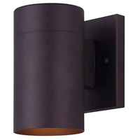 Night Sky 1 Light 7 inch Oil Rubbed Bronze Outdoor Downlight
