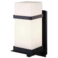 Canarm IOL220BK Havana 1 Light 12 inch Black Outdoor Uplight