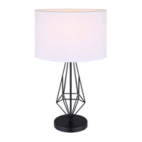 Canarm ITL676A23BK Greer 24 inch 60 watt Black Table lamp Portable Light