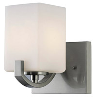 Palmer 1 Light 6 inch Brushed Nickel Vanity Wall Light