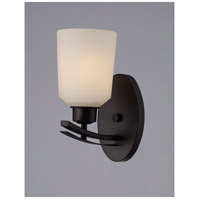Quincy 1 Light 1 inch Oil Rubbed Bronze Vanity Wall Light