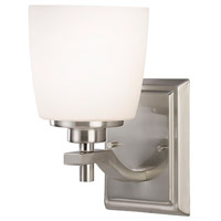 Dayena 1 Light 5 inch Brushed Nickel Vanity Wall Light