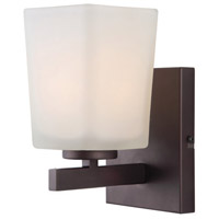 Hartley 1 Light 5 inch Oil Rubbed Bronze Vanity Wall Light