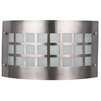 Franklin 1 Light 12 inch Brushed Pewter Wall Sconce Wall Light