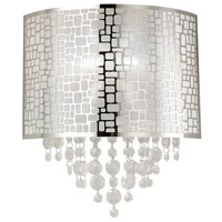 Benito 1 Light 11 inch Chrome Wall Sconce Wall Light