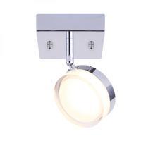 Canarm LCW143A01CH Elena LED 4 inch Chrome Ceiling/Wall Light Ceiling Light