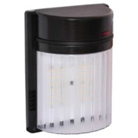 Canarm LED-SL18BK-C Signature LED 1 inch Black Outdoor Security