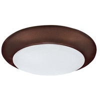 Signature LED 1 inch Bronze Outdoor Disc Light