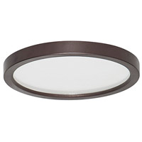 Canarm LED-SM55DL-ORB-C Signature LED 1 inch Oil Rubbed Bronze Outdoor Disc Light, Low Profile