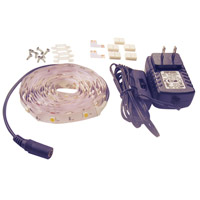 Canarm LED5050TW3M Flexible White Tape Lighting Kit