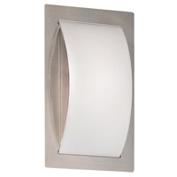 Signature 1 Light 7 inch Brushed Pewter Wall Sconce Wall Light