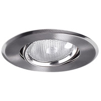 Canarm T5TGBPT Signature T5 Brushed Pewter Recessed Can