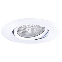 Canarm T5TGWH Signature T5 White Recessed Can