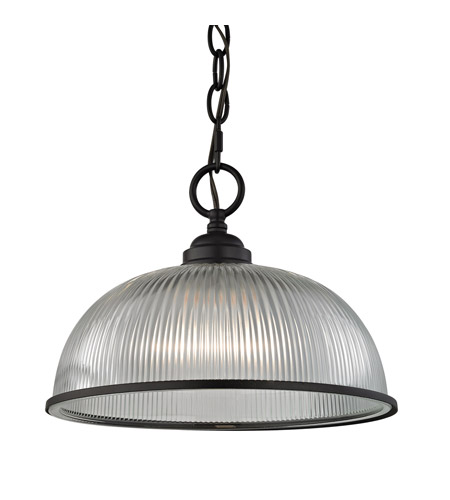 Liberty Park 1 Light 12 inch Oil Rubbed Bronze Pendant
