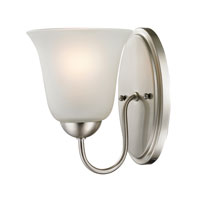 Cornerstone by Elk Conway 1 Light Wall Sconce in Brushed Nickel 1201WS/20