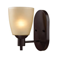Cornerstone by Elk Jackson 1 Light Wall Sconce in Oil Rubbed Bronze 1301WS/10
