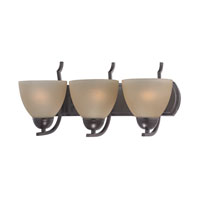 Cornerstone by Elk Kingston 3 Light Bath in Oil Rubbed Bronze 1403BB/10