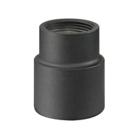 Fanueil Hall 4 inch Charcoal Post Accessory