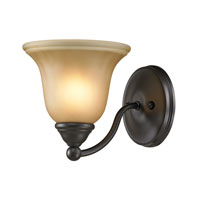 Cornerstone by Elk Shelburne 1 Light Bath in Oil Rubbed Bronze 5501BB/10