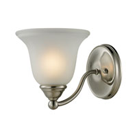 Cornerstone by Elk Shelburne 1 Light Bath in Brushed Nickel 5501BB/20
